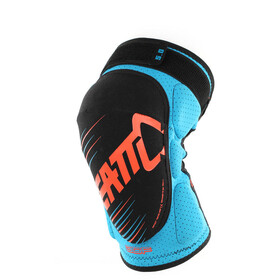 Leatt 3DF 5.0 Knee Guard blue/orange